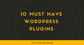 Musthave Plugins wordpress