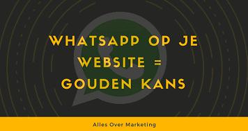 WhatsApp Business voor zakelijk Nederland