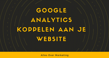 Google analytics koppelen aan website
