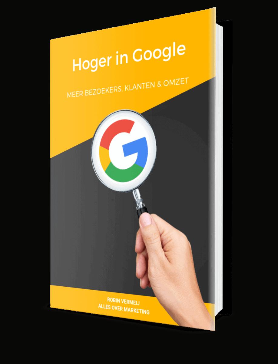 Hoger in Google - SEO gids