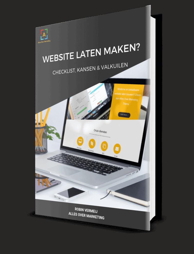 Ebook cover website laten maken