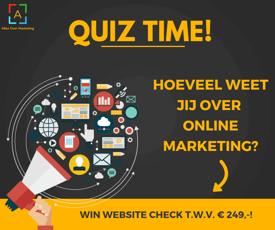 Online marketing quiz